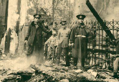 La Macarena presenta a Izquierda Unida una factura por los daños materiales y personales de los incendios de los años 30