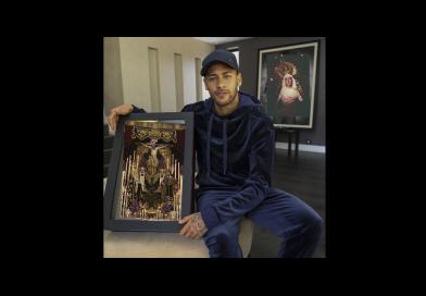 Neymar, nuevo hermano de La Carretería.
