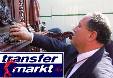 Las hermandades acuden al TransferMart-illo y el Big Pata para fichar a capataces y costaleros