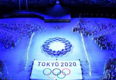 Las Hermandades de Triana participan estos días en las olimpiadas de Tokyo.