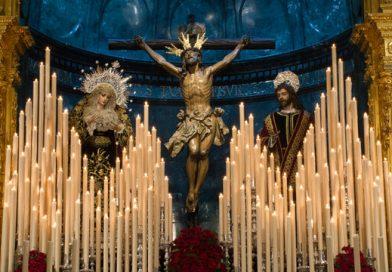Hermanos del Cachorro proponen incluir a la Virgen de la Cueva entre sus titulares